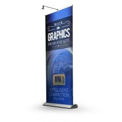 Deluxe 33 Retractable Banner Stand
